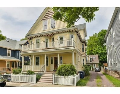 54 Carolina Avenue UNIT 1, Boston, MA 02130 - MLS#: 72359456