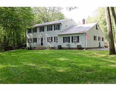 142 Oxford Rd, Charlton, MA 01507 - MLS#: 72359474