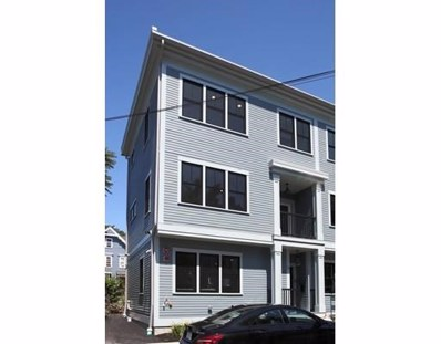 11 Wise Street UNIT 11, Boston, MA 02130 - MLS#: 72359549