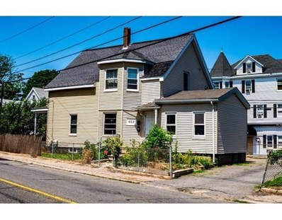 603 Bay St, Taunton, MA 02780 - MLS#: 72359594