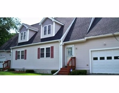112 Townsend St UNIT 112, Fitchburg, MA 01420 - MLS#: 72359654