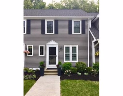 14 Country Villiage Way UNIT 14, Millis, MA 02054 - MLS#: 72359898