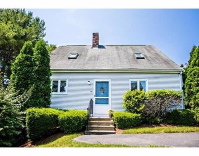 52 Liberty St UNIT D1, Plymouth, MA 02360 - MLS#: 72360035