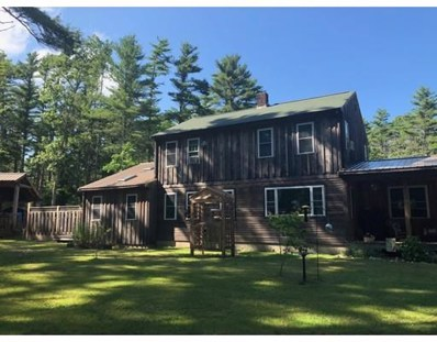 46 East Howland Road, Freetown, MA 02717 - MLS#: 72360066