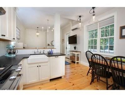 74 Mount Vernon Street UNIT 1, Boston, MA 02108 - MLS#: 72360077