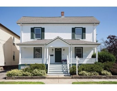 28 Clinton St, Newton, MA 02458 - MLS#: 72360149