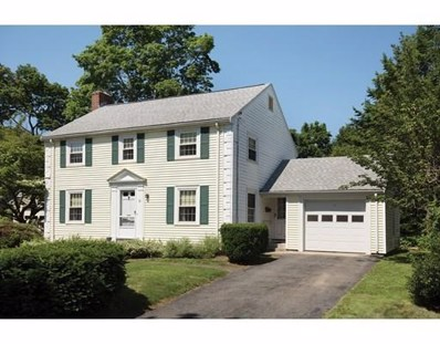 19 Richards Circle, Newton, MA 02465 - MLS#: 72360308