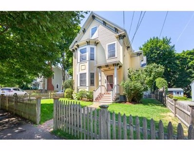 149 Hillside Avenue UNIT A, Arlington, MA 02476 - MLS#: 72360318