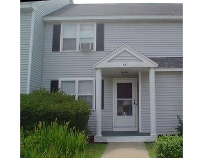 13C West Hill Drive UNIT 13C, Westminster, MA 01473 - MLS#: 72360392