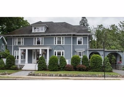 1140 Franklin St UNIT 1140, Melrose, MA 02176 - MLS#: 72360579