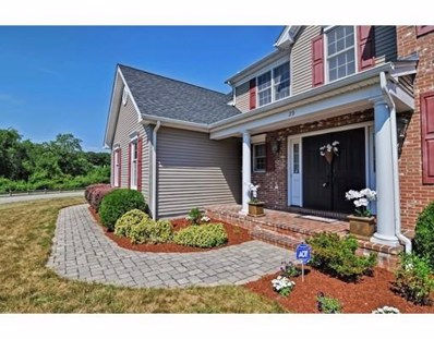 29 Harris Dr, North Attleboro, MA 02760 - MLS#: 72360672