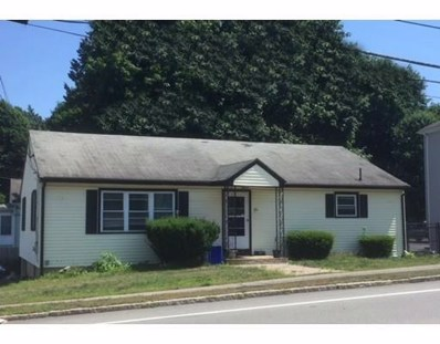 1025 Main St, Woburn, MA 01801 - MLS#: 72360791
