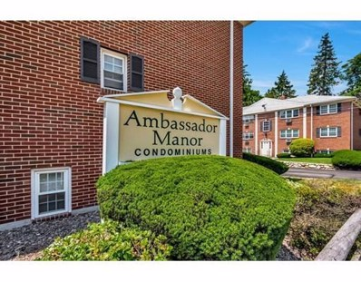 29-0 Arlington Road UNIT 4, Woburn, MA 01801 - MLS#: 72360940