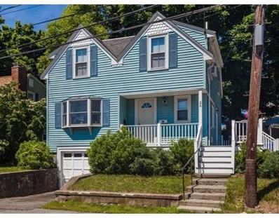 24 Lakeview Terrace, Waltham, MA 02451 - MLS#: 72360951