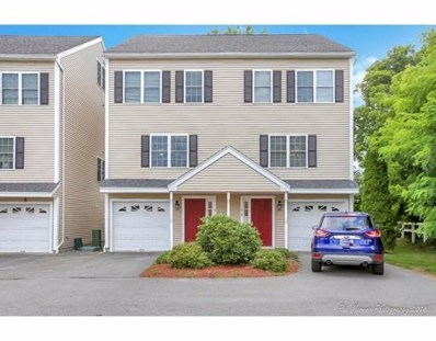 28 West St UNIT 5A, Ayer, MA 01432 - MLS#: 72360988