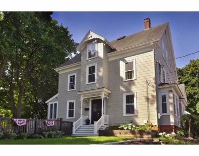 17 Arlington Street, Newburyport, MA 01950 - MLS#: 72361255
