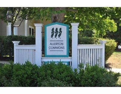 264 Allerton Commons Lane UNIT 264, Braintree, MA 02184 - MLS#: 72361315