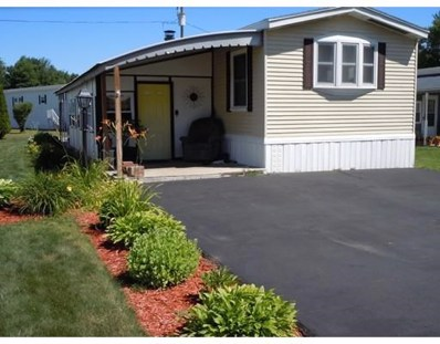556 Central Street UNIT 28, Leominster, MA 01453 - MLS#: 72361342