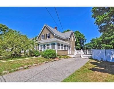19 Temple St, Abington, MA 02351 - MLS#: 72361510