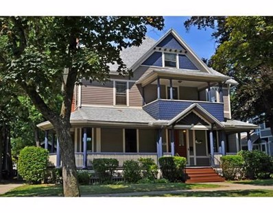 204 Forest Park Ave, Springfield, MA 01108 - MLS#: 72361579