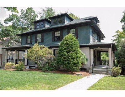 27 Chamberlain Parkway, Worcester, MA 01602 - MLS#: 72361657