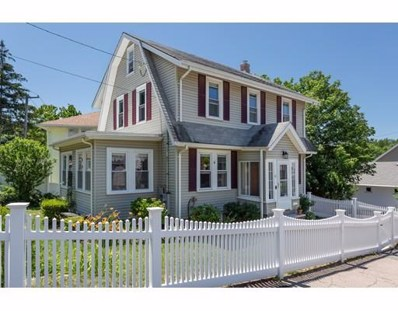6 Reardon St, Quincy, MA 02169 - MLS#: 72361763