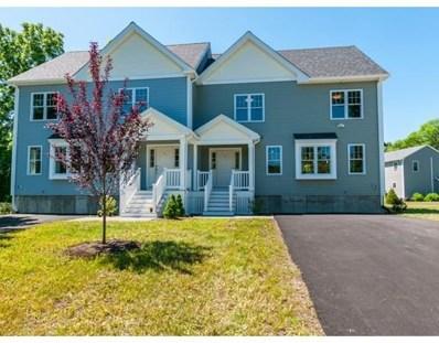 50 Brooks Place, West Bridgewater, MA 02379 - MLS#: 72361830