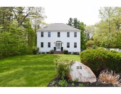 22 Howland Way, Rockland, MA 02370 - MLS#: 72361942