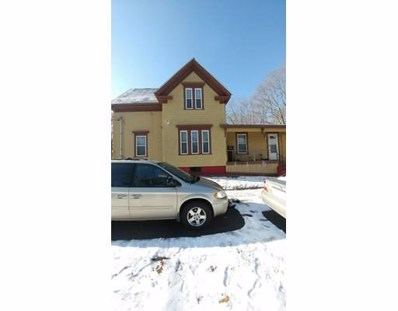 229 West Chestnut St, Brockton, MA 02301 - MLS#: 72361995