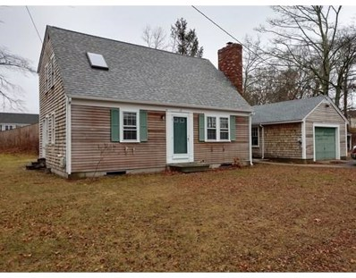 12 Nathaniel St, Plymouth, MA 02360 - MLS#: 72362007
