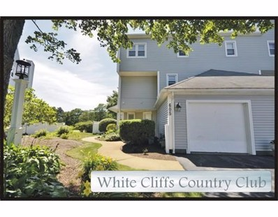 605 White Cliff Dr UNIT 605, Plymouth, MA 02360 - MLS#: 72362113