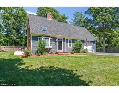7 Holiday Lane, Sandwich, MA 02563 - MLS#: 72362160