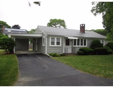 44 Russell Road, Falmouth, MA 02540 - MLS#: 72362563
