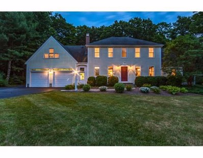 27 Merriam Way, Upton, MA 01568 - MLS#: 72362615