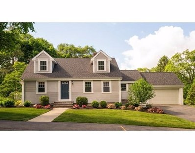 11 Sylvan Circle, Lynnfield, MA 01940 - MLS#: 72362894