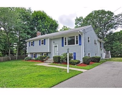 4 George St, North Attleboro, MA 02760 - MLS#: 72363018