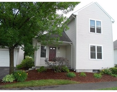 13 Curry Lane UNIT 13, Chicopee, MA 01022 - MLS#: 72363053
