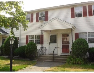 60 Arnold Ave UNIT 60, Lowell, MA 01852 - MLS#: 72363113