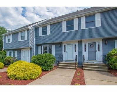 64 Mechanic St UNIT 10, Attleboro, MA 02703 - MLS#: 72363159