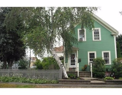 43 S Kimball St, Haverhill, MA 01835 - MLS#: 72363290
