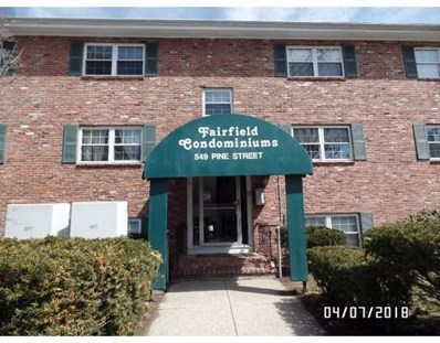 549 Pine St UNIT 14, Lowell, MA 01851 - MLS#: 72363360