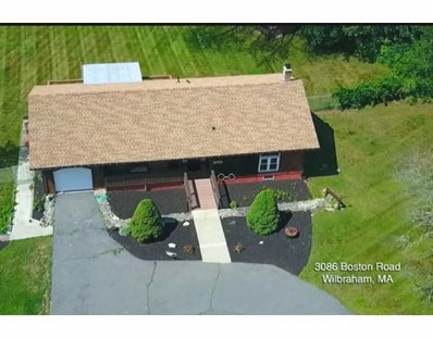 3086 Boston Rd, Wilbraham, MA 01095 - MLS#: 72363425
