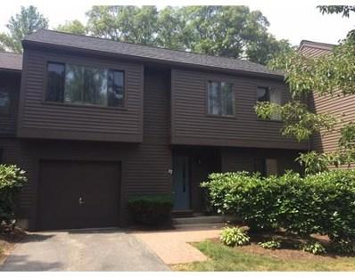 401 Colonial Drive UNIT 17, Ipswich, MA 01938 - MLS#: 72363523