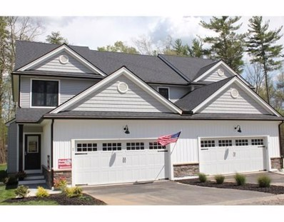116 North Street UNIT 1AFF, Douglas, MA 01516 - MLS#: 72363806