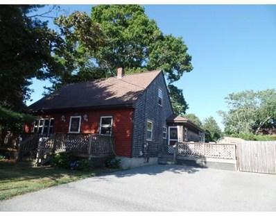 1262 Church St, New Bedford, MA 02745 - MLS#: 72363908