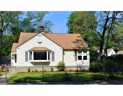 95 Chicopee St, Worcester, MA 01602 - MLS#: 72363972