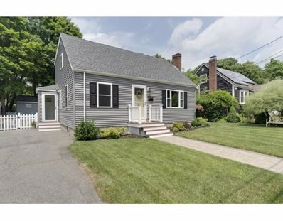 24 Brush Hill Terr, Boston, MA 02136 - MLS#: 72364072