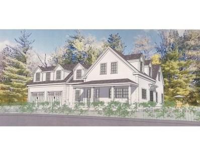 30 Pleasant St, Cohasset, MA 02025 - MLS#: 72364143