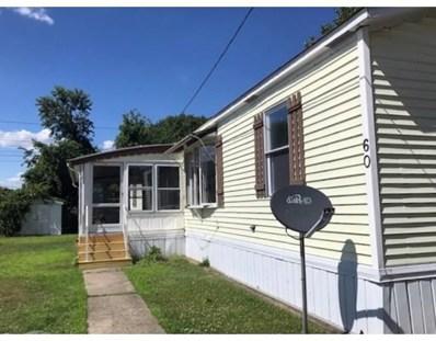 60 Colvin St, Attleboro, MA 02703 - MLS#: 72364272