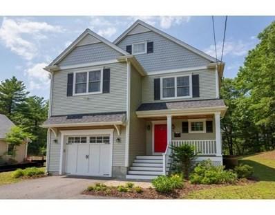 55 Garfield Rd, Dedham, MA 02026 - MLS#: 72364300
